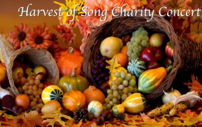 Harvest of Song Charity Concert
