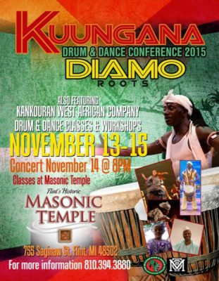 Kuungana African Drum & Dance Workshop