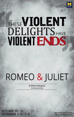 U of M - Flint Presents: Romeo & Juliet