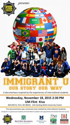 Immigrant U: Our Story Our Way