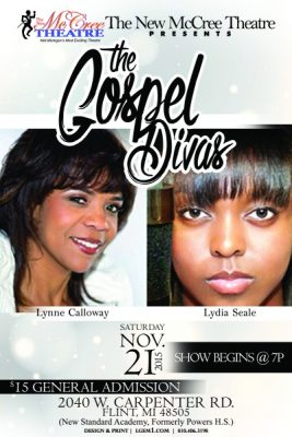 The Gospel Divas, featuring Lynne Calloway and Lydia Seale