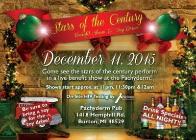 Stars of the Century - Benefit Show & Toy Drive