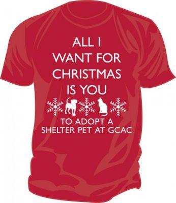 Home for the Holidays Dog Adoption