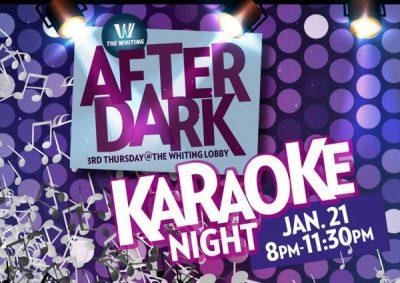 Whiting After Dark: Karaoke Night