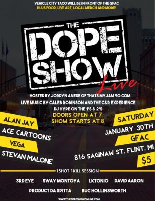 The Dope Show (LIVE!)