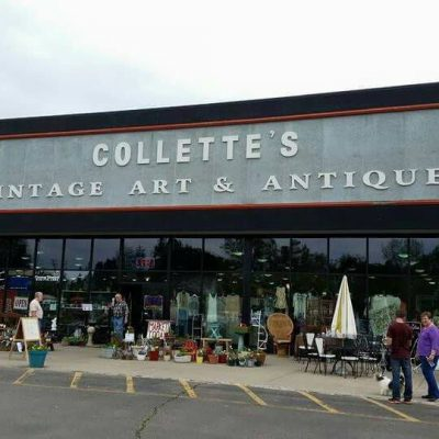 Collette's Shabby Saturday at the Market