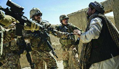 FOMA Film: A War