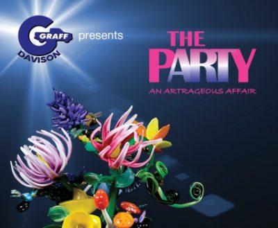 The PARTY: An Artrageous Affair