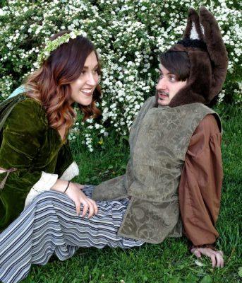 "Kearsley Park Players present Shakespeare's ""A Midsummer Night's Dream"""