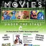 Movies Under The Stars - Cars