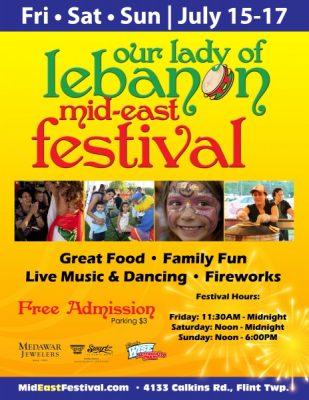 Mideast Festival