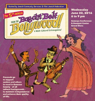 Borscht Belt to Bollywood