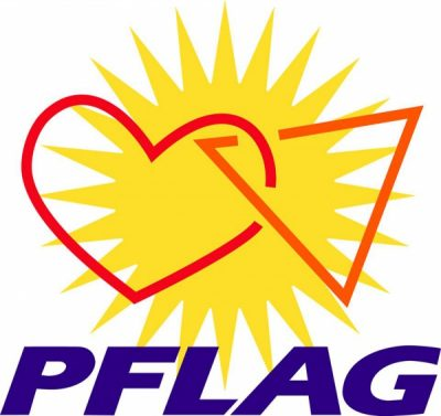 "PFLAG Cook ""Out"""