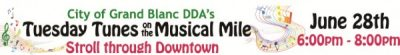 Tuesday Tunes on the Musical Mile