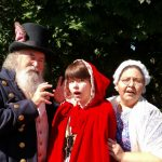 "Kearsley Park Players ""Little Red Riding Hood"" Children's Fairy Tale"