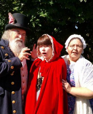 "Kearsley Park Players ""Little Red Riding Hood"" Children's Fairy Tale"