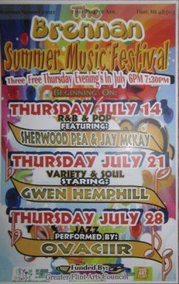 The Brennan Summer Music Festival