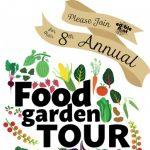 edible flint Food Garden Tour