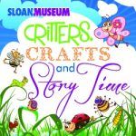 Critters, Crafts and Story Time