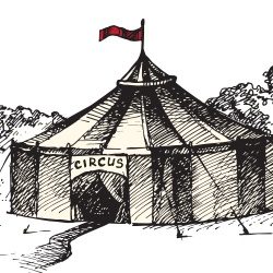 A Night at the Museum: Vintage Circus