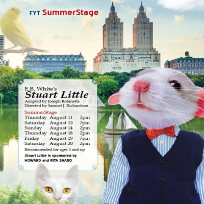 Flint Youth Theatre presents Stuart Little