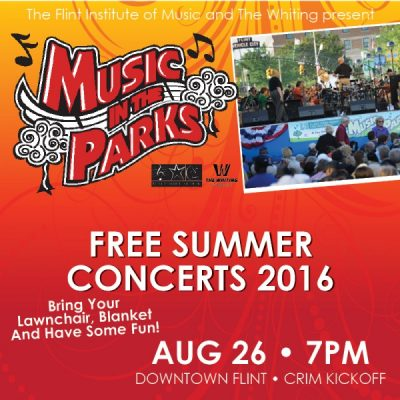 Music in the Parks Crim Kickoff