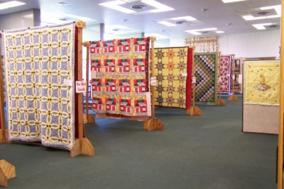2016 Flint Festival of Quilts:  African American Quilters Guild Exhibit