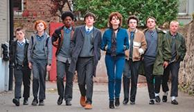 FOMA Film: Sing Street
