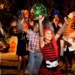 SPOOKTACULAR Family Costume Dance Party
