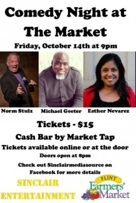 Comedy Night @ The Market