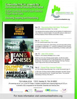 "Communities First, Inc. presents ""Olympic Pride, American Prejudice"""