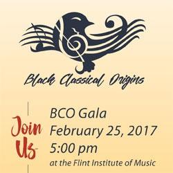 Black Classical Origins Scholarship Gala