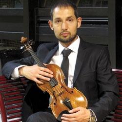 FSPA Faculty Concert - Dr. Tigran Shiganyan, violin