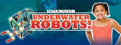 Underwater Robots!