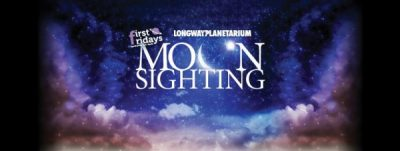 First Friday: Moon Sighting