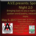 A.V.E. Presents: Spotlight Night 2.0