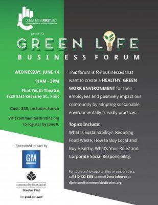 Green Life Business Forum