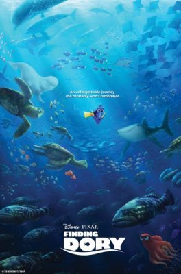Movies Under the Stars - Finding Dory