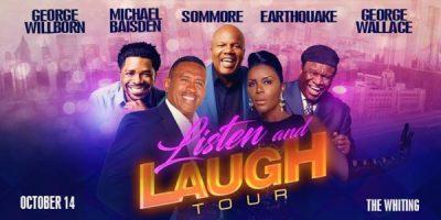 Listen and Laugh Tour