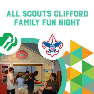 Scouts Clifford Family Fun Night
