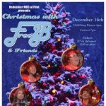 Christmas With Free2B Dinner & Concert