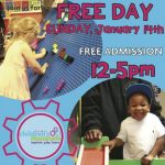 Free Day at the  Flint Children's Museum!