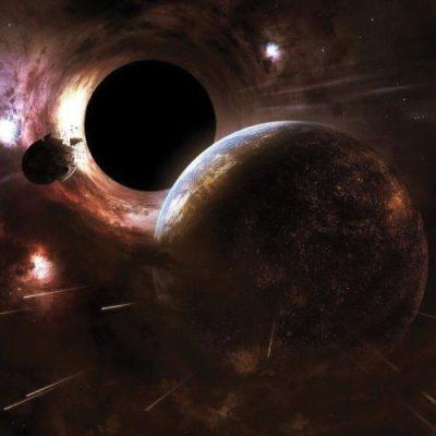 Violent Universe