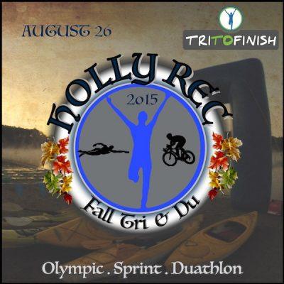 TRI TO FINISH Holly Rec End of Season Triathlon