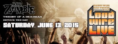 Loudwire Live Featuring Rob Zombie