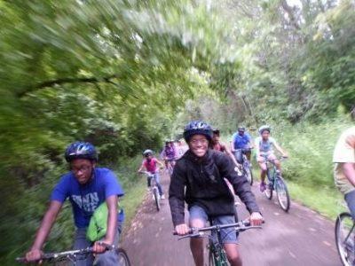 Kentakee's Berston Bike Club Bike-A-Thon
