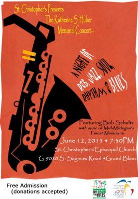 Katherine S. Huber Memorial Concert