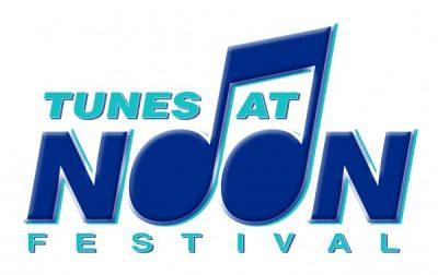 Tunes At Noon: 07/10/15: Tzell & Johnny